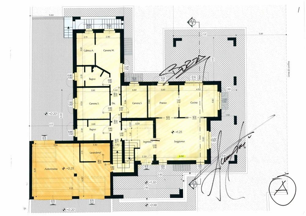 come progettare una casa studio tecnico ferrarini