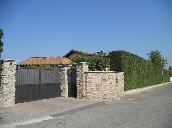 goepietra muro recinzione