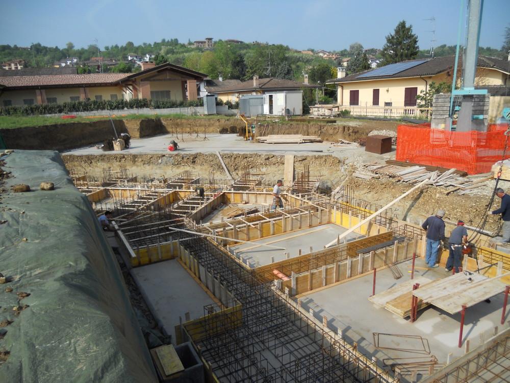 Come costruire una casa studio tecnico ferrarini for Come costruire una casa in california