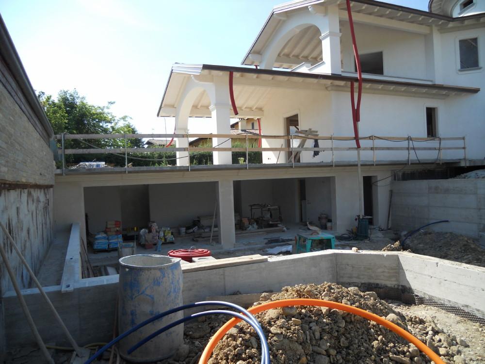 Come costruire una casa studio tecnico ferrarini - Costruire la casa ...