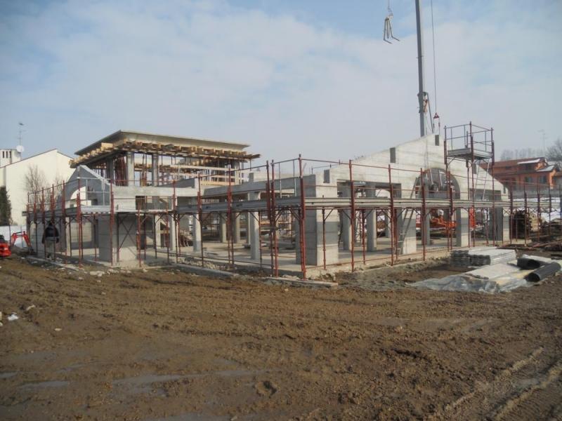 in costruzione a casteggio