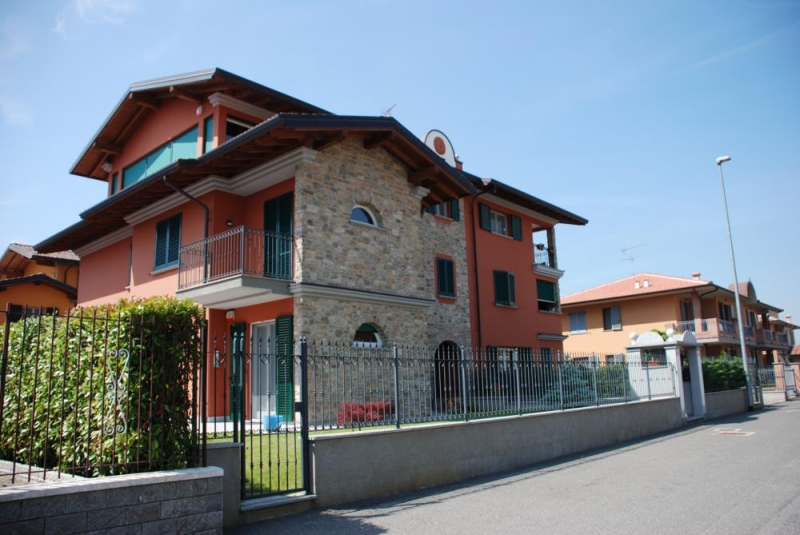 Palazzine n 2 residenziali studio tecnico ferrarini for Progettazione di piani abitativi residenziali