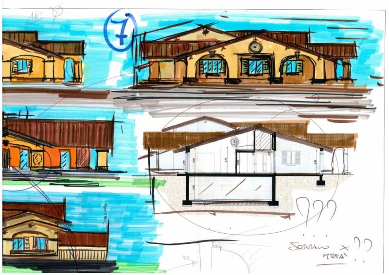 Come progettare una casa studio tecnico ferrarini for Come costruisco una casa