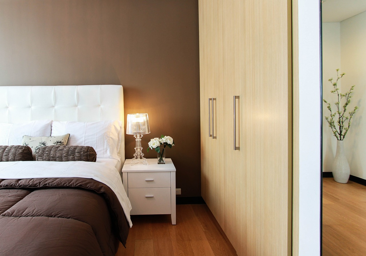 Colori per le pareti della Camera da letto | Studio Tecnico Ferrarini